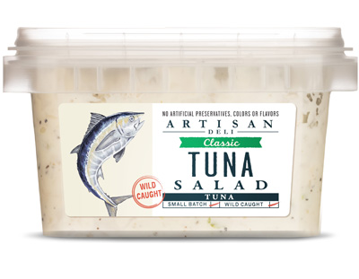 Don's Prepared Foods Tuna Salad